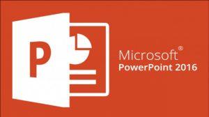 PowerPoint 2016 logo