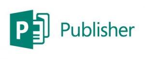 Publisher 2016 logo